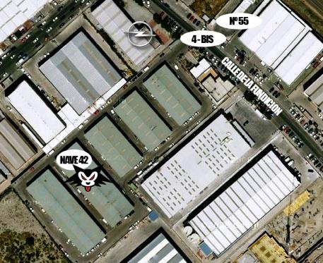 Danrow contacta for Oficina de correos rivas vaciamadrid